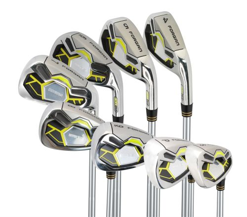 Forgan Golf IWD3 Iron Set-1 Flat MRH