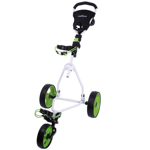 Caddymatic Junior Golf Cart - 3 Wheel Folding Cart for Kids