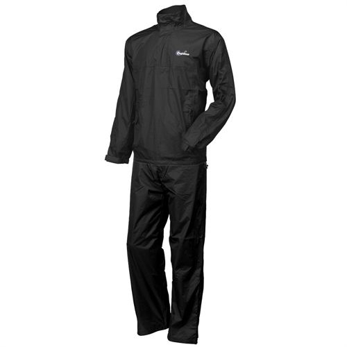 Confidence Waterproof Rainsuit Black,Confidence Waterproof Rainsuit Black