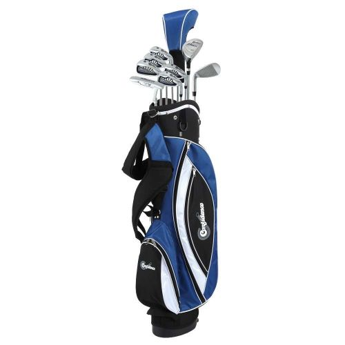 Confidence Golf Power V3 Teen -1 Inch Club Set and Stand Bag