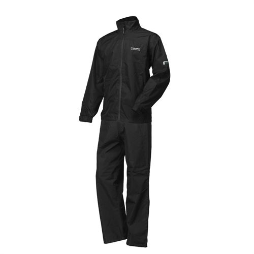 Forgan Waterproof Breathable Mens Rainsuit Black,Forgan Waterproof Breathable Mens Rainsuit Black