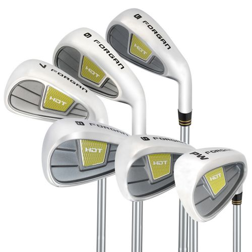 Forgan Golf HDT Iron Set-Standard Lie MRH (5-PW)
