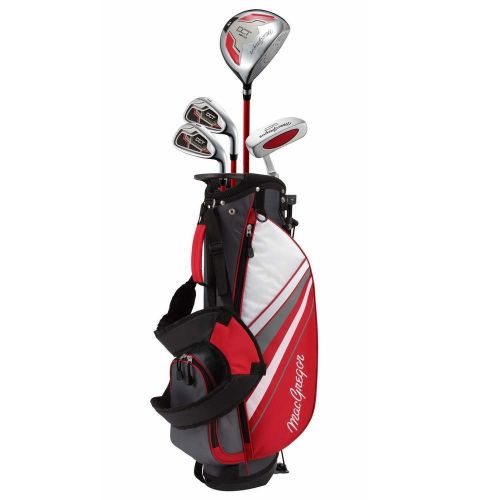 OPEN BOX MacGregor Golf DCT Junior Golf Clubs Set with Bag, Right Hand Ages 6-8