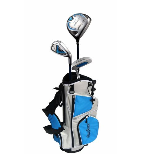 MacGregor Tourney II Junior Golf Clubs Package Set for Boys Ages 3-5