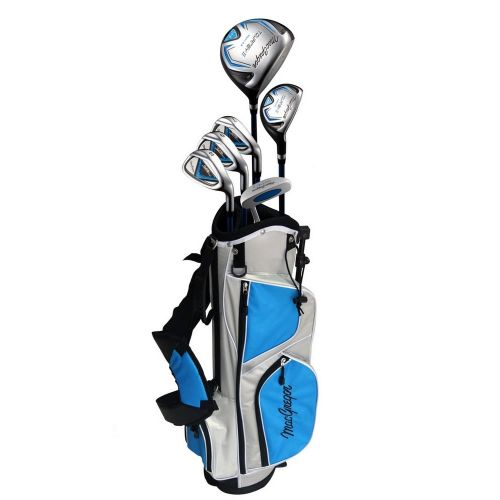 MacGregor Tourney II Junior Golf Clubs Package Set for Boys Ages 9-12