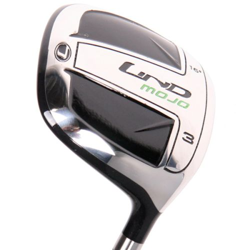 Lind Golf MOJO Square Fairway Wood