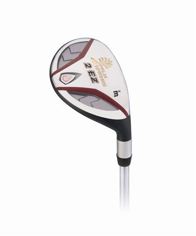 Palm Springs 2EZ Nano-Plated Lefty Hybrid Club,Palm Springs 2EZ Nano-Plated Lefty Hybrid Club