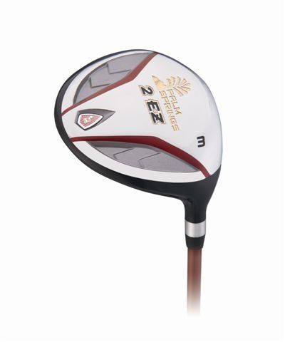 Palm Springs Golf 2EZ Nano-Plated Fairway Wood,Palm Springs Golf 2EZ Nano-Plated Fairway Wood