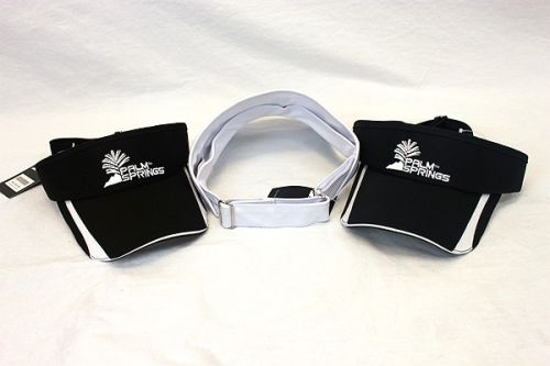 Palm Springs Golf Adjustable Visor,Palm Springs Golf Adjustable Visor,,,,,,,,
