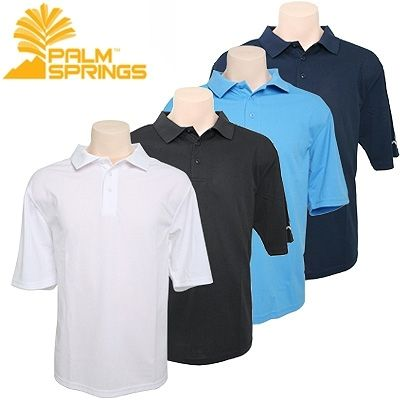Palm Springs Plain Polo Shirts 4 pack,Palm Springs Plain Polo Shirts 4 pack