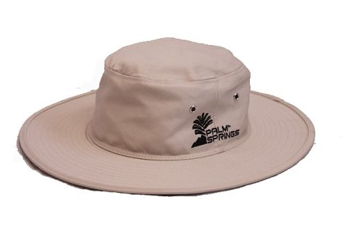 Palm Springs Aussie Bucket Golf Hat,Palm Springs Aussie Bucket Golf Hat