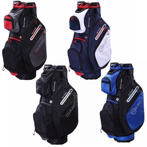 Ram Golf FX Deluxe Golf Cart Bag with 14 Way Full Length Dividers,,,,,