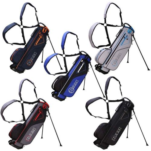 Ram Golf Lightweight Stand Carry/Sunday Bag,,,,,