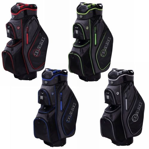 Ram Golf Tour Cart Bag with 14 Full Length Dividers,,,,,