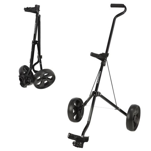 Stowamatic 2 Wheel Folding Pull Golf Cart,,