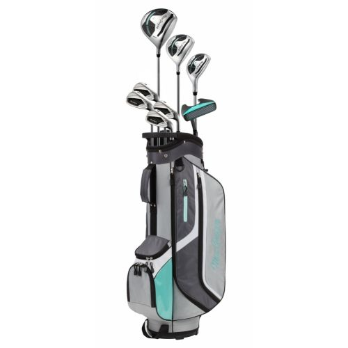 MacGregor Golf CG3000 Petite Golf Clubs Set with Bag, Ladies Right Hand, ALL Graphite