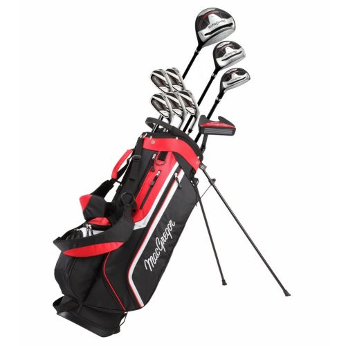 MacGregor Golf CG3000 Golf Clubs Set with Bag, Mens Right Hand