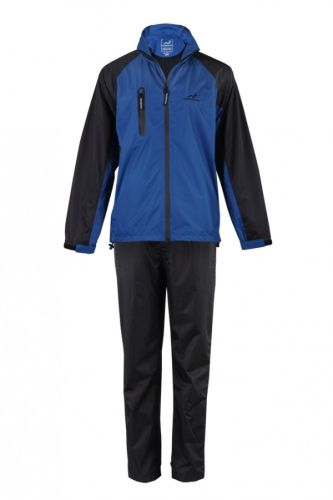 Woodworm Golf V2 Mens Waterproof Suit Blue-Small