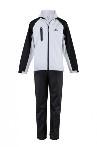 Woodworm Golf V2 Mens Waterproof Suit White-Small