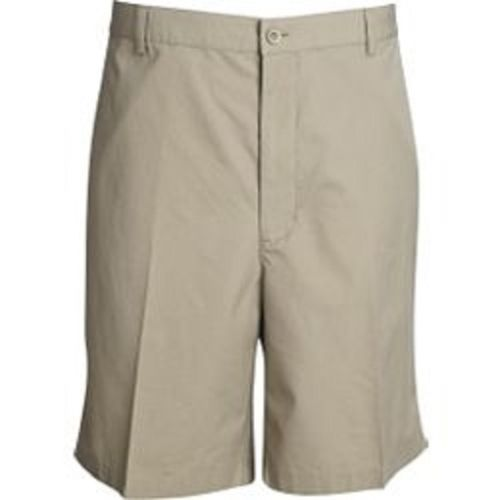 Palm Springs DryFit Flat Front Golf Shorts Khaki,Palm Springs DryFit Flat Front Golf Shorts Khaki
