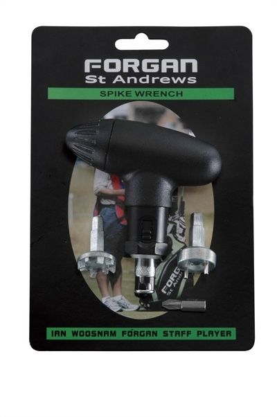 Forgan of St Andrews Ratcheting Spike Wrench for Golf Shoes