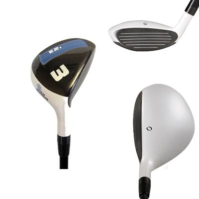Palm Springs Golf E2i Ladies Right Hand Hybrid Iron Rescue Wood