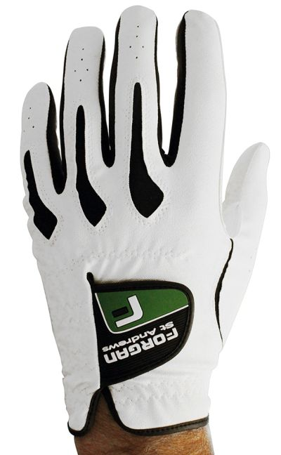 Forgan of St Andrews All Weather Golf Gloves Lefty - 4 Pack